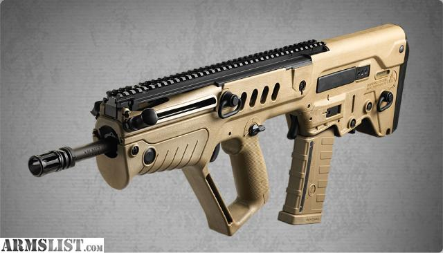Armslist For Sale Iwi Tavor Fd16 16 Quot Barrel Flat Dark