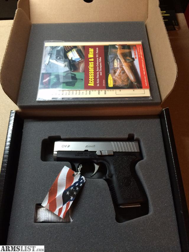Armslist for sale kahr cm9 375 out the door for 18 and out the door