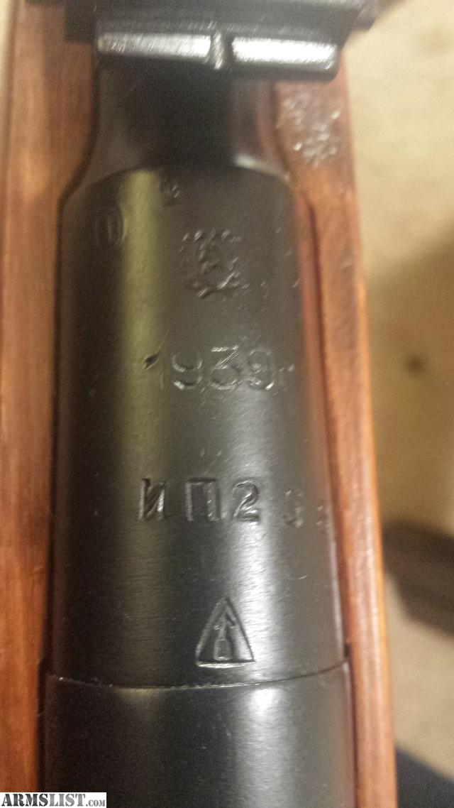 Armslist for sale 1939 mosin nagant 91 30 excellent for Guns fishing other stuff