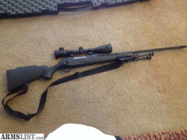 ARMSLIST - For Sale: Mossberg 4x4 .270 Bolt Action Rifle