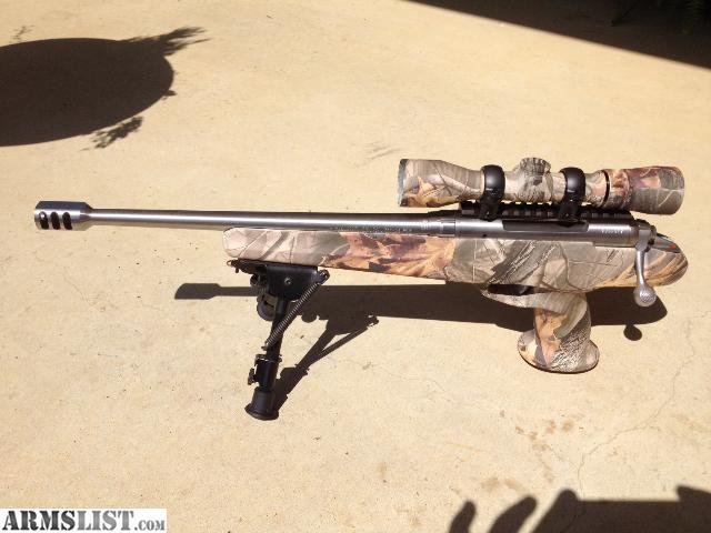 Armslist For Sale Custom Savage Striker 516 7mm 08 W