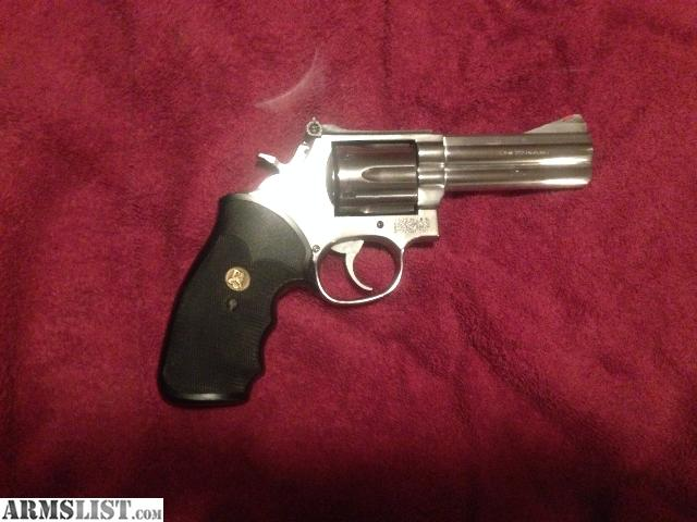 Need to identify the age of a S&W 686