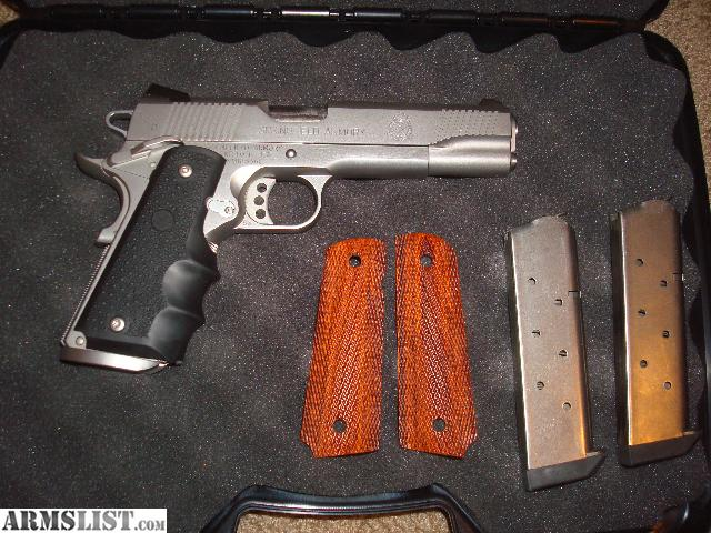 Trp Stainless: For Sale 1911 Springfield Trp Stainless