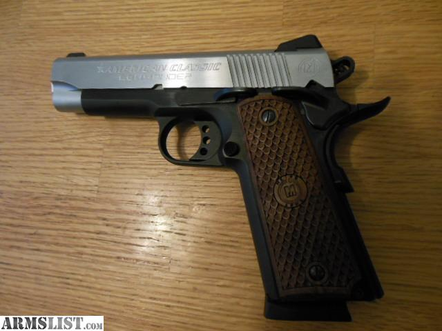 Armslist for sale american classic commander 45acp for American classic frames