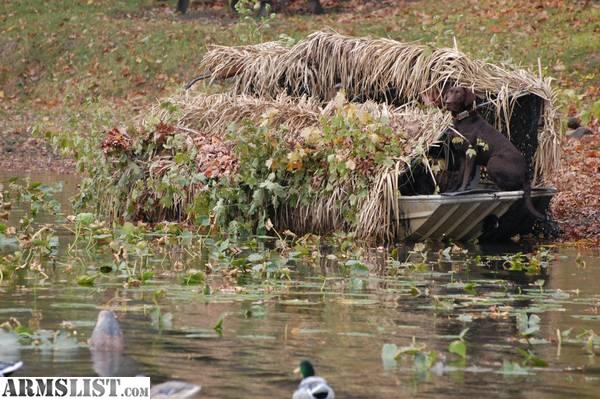 Armslist For Sale Trade Duck Blind