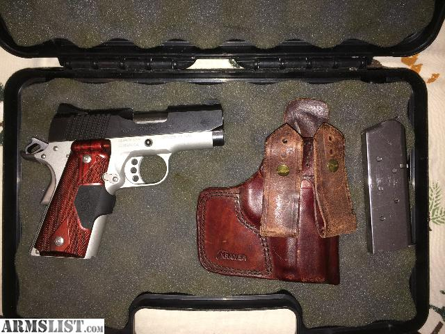 ARMSLIST - For Sale: Kimber Ultra Crimson Carry II ...