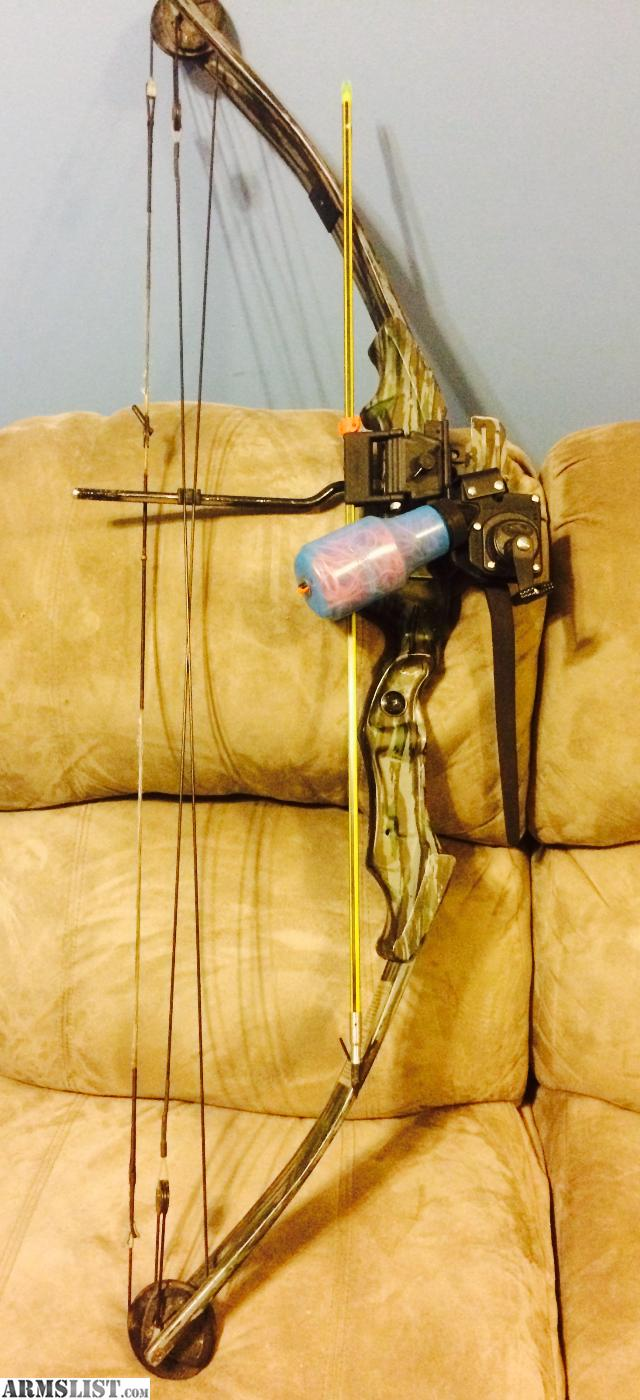 Armslist for sale trade bear compound bow w ams bow for Fishing bow kit