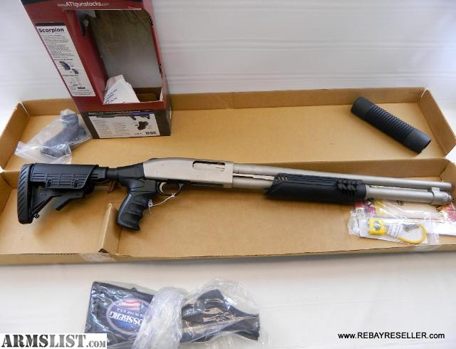 """ARMSLIST - For Sale: MOSSBERG 590A1 Special Purpose 20"""" 9 ..."""