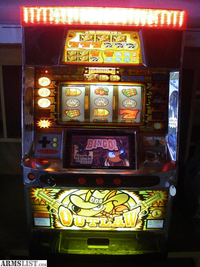 Slot machines for sale new jersey cardboard slot machine