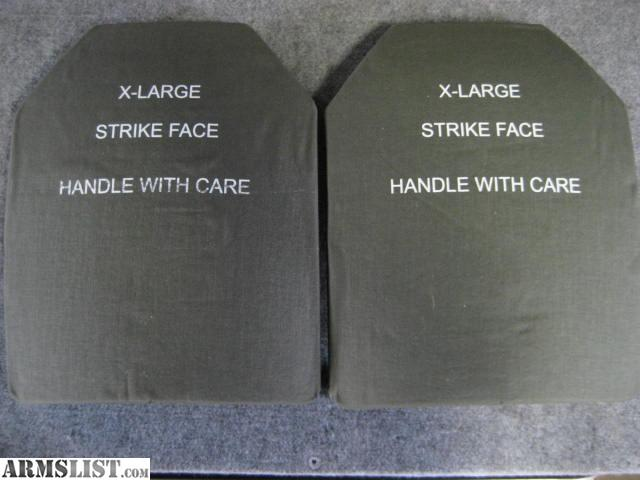 Set of 2 X-Large - Curved Ceramic Hard Body armor Plates Leval 4 IV Not Cheap Steel Plates Stops 7.62 AP rounds $200 for both Will ship to legal states. & ARMSLIST - For Sale: XLarge Body Armor Ceramic Rifle Plates Leval 4 ...