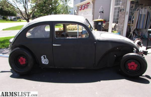 Armslist For Sale Trade 1963 Vw Rat Rod