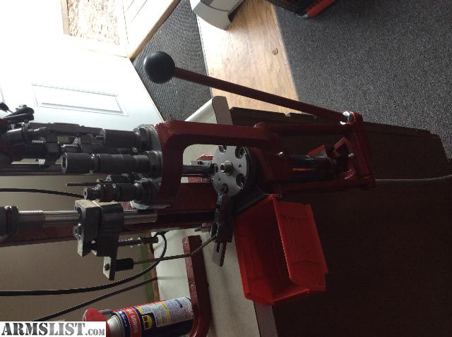 ARMSLIST - For Sale: Hornady LNL Ammo Plant Fully Loaded
