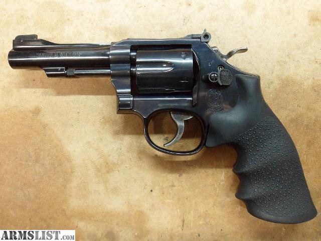 Armslist for sale fs s w model 18 combat masterpiece 22lr for Combat portent 30 18