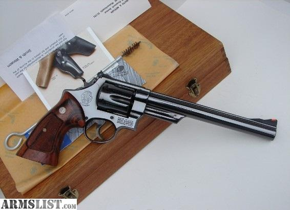 Smith and wesson stock options