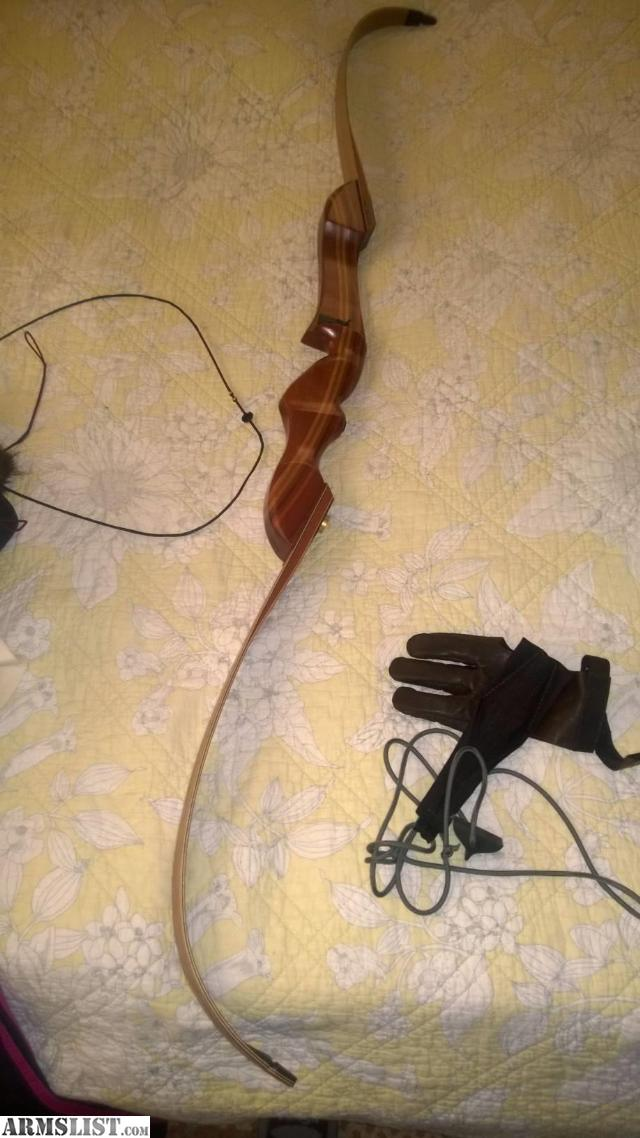 Armslist For Sale Pse Mustang Recurve Lh