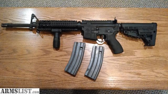 ARMSLIST - For Sale: Rock River Arms LAR-15 5.56 Mid Length A4
