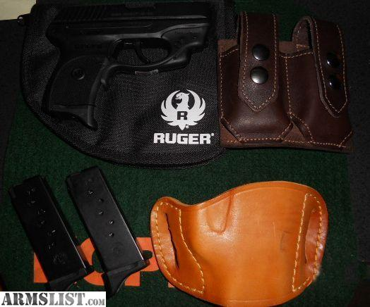 armslist  trade  ruger lc9 extras