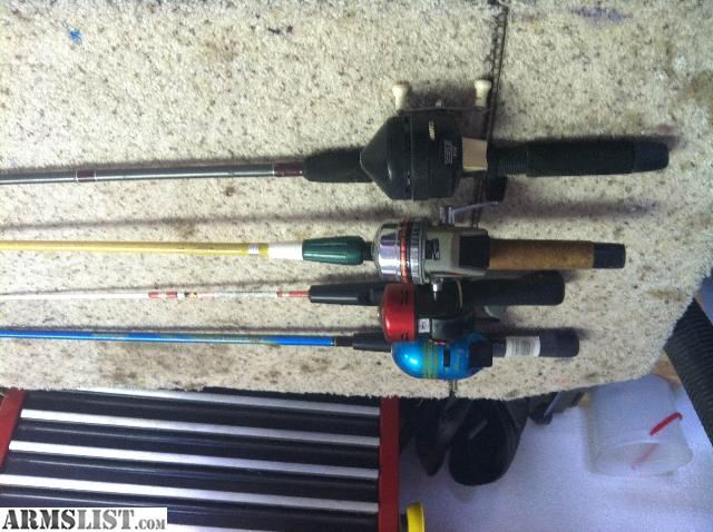 Armslist for sale 13 fishing combos for 13 fishing combo