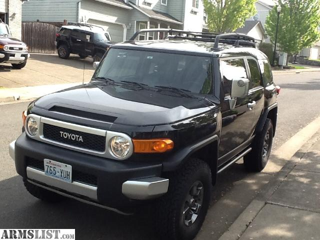 armslist for sale 2007 toyota fj cruiser trd edition. Black Bedroom Furniture Sets. Home Design Ideas