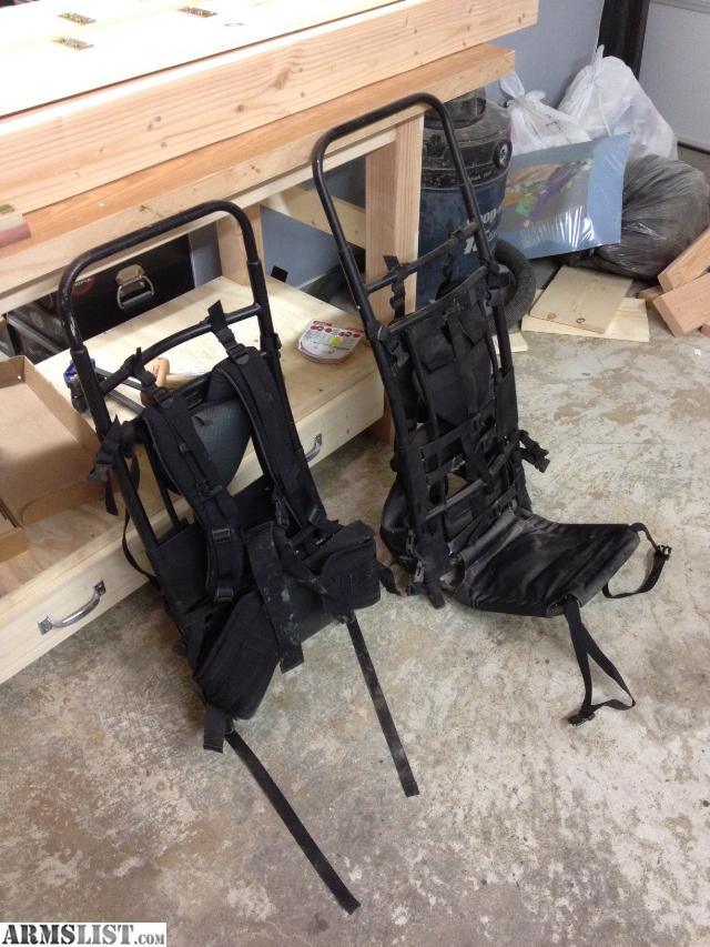 ARMSLIST - For Sale: Two Cabela\'s Alaskan II pack frames