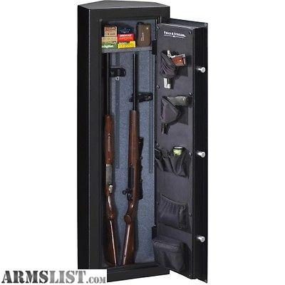 ARMSLIST - For Sale: Field & Stream Quick Access Corner Gun Safe ...