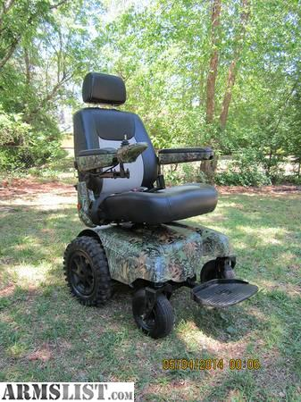 Armslist for sale camo electric wheelchair for Motorized wheelchair for sale