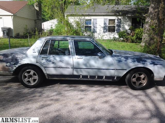 armslist for sale trade 1989 box caprice classic runs strong 305 throttle body. Black Bedroom Furniture Sets. Home Design Ideas