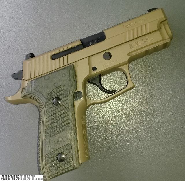 For Sale Trade Sig Sauer P229 9mm Tacpac With: For Sale/Trade: SIG SAUER P229 ELITE SCORPION .40