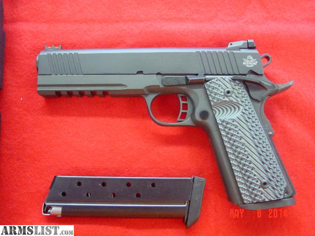 ARMSLIST - For Sale: Rock Island Armory M1911 A1 FS ...