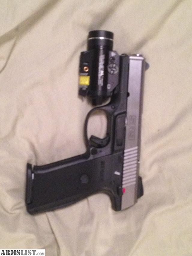 armslist for sale ruger sr9 w streamlight laser light combo. Black Bedroom Furniture Sets. Home Design Ideas