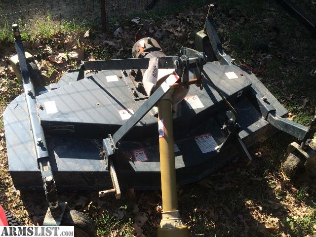 Yanmar Finish Mower : Armslist for sale trade yanmar tractor with mower and