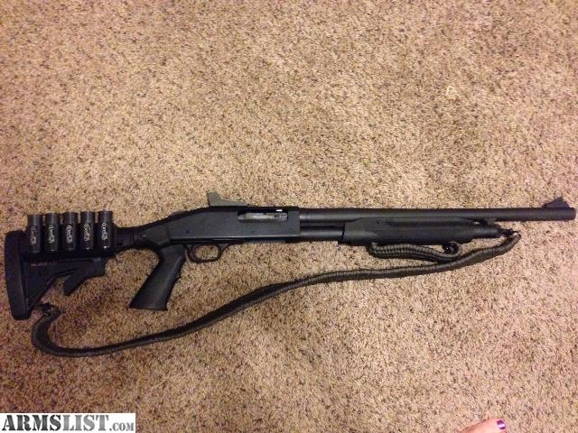 ARMSLIST - For Sale/Trade: Mossberg Home Defense/Tactical ...