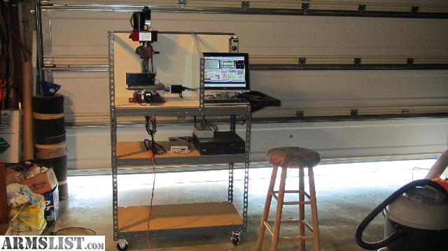 cnc machine for ar lowers