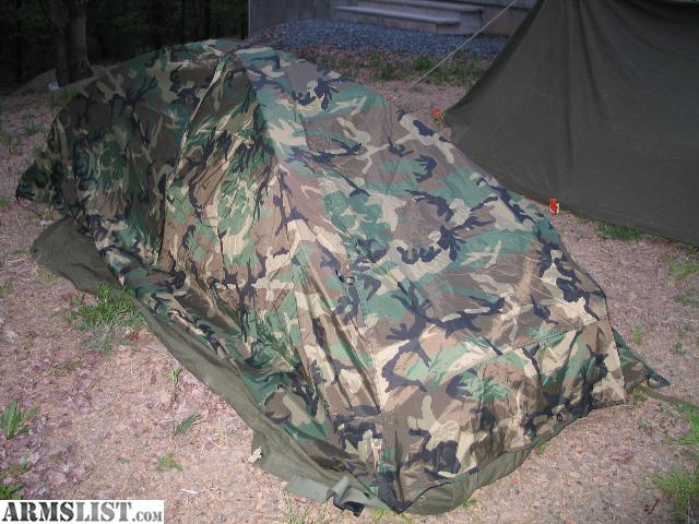 CATOMA STEALTH I COMBAT CAMOUFLAGE SHELTER TENT NEW Govu0027t Surplus in UNUSED Condition. & ARMSLIST - For Sale: USGI CATOMA STEALTH I CAMOUFLAGE SHELTER TENT