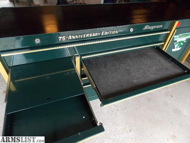 Armslist For Sale Snap On Krl1001 Tool Box Green