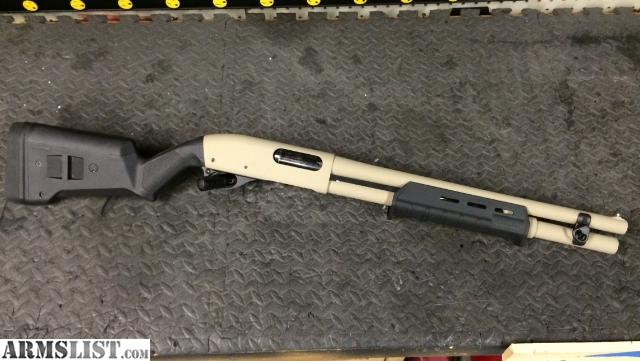 armslist for sale remington 870 express tactical magpul