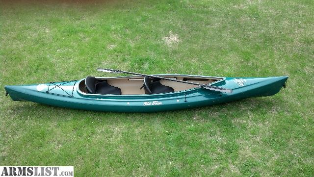 Armslist for sale trade great shape old town kayak 2 man for Used fishing kayak sale