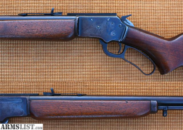 Model 39A dating - Marlin Firearms Collectors Association