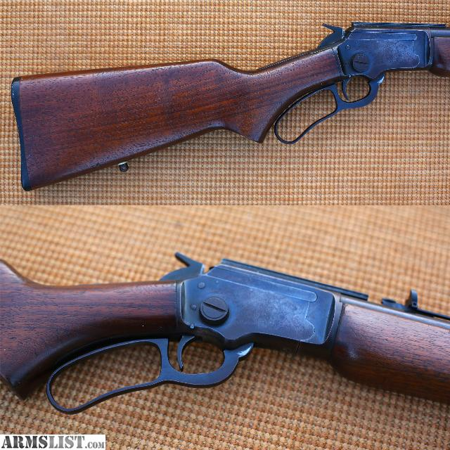 Serial number dating on 39A - Marlin Firearms Collectors Association
