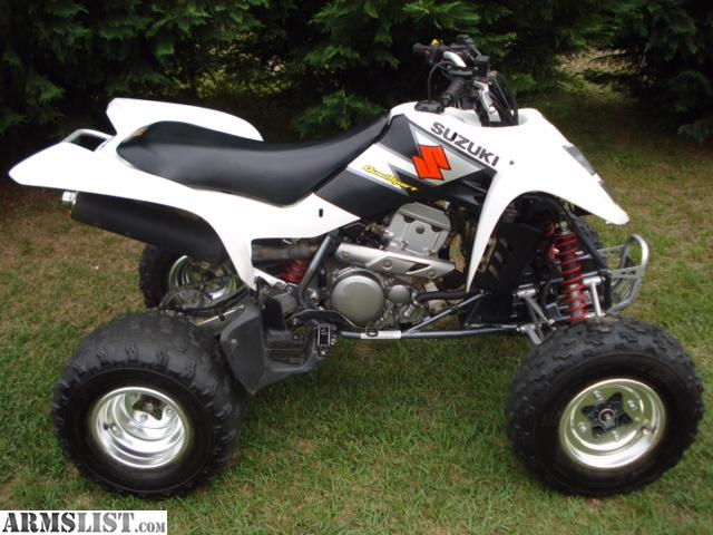 armslist - for sale: 2004 suzuki ltz 400 atv