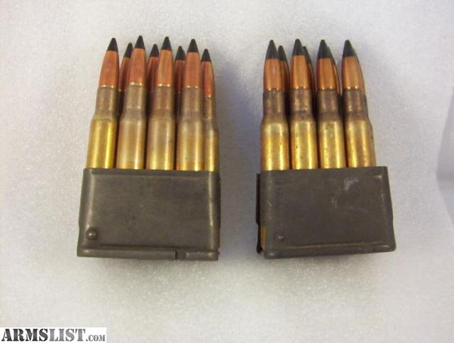 ARMSLIST - Want To Buy: .30-06 M2AP Black Tip Ammo - Will ...