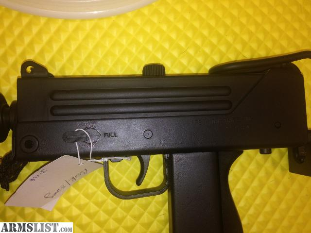 Fully automatic rifle for sale