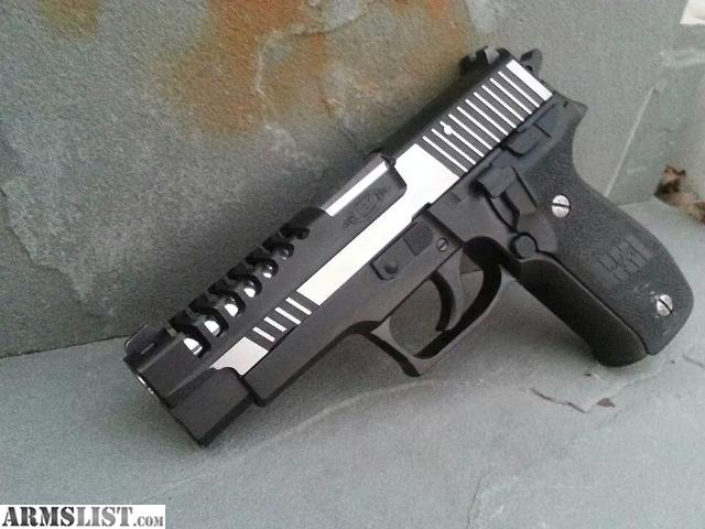Armslist For Sale Trade Custom Sig P226