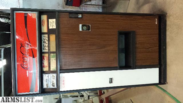 vending machine safe