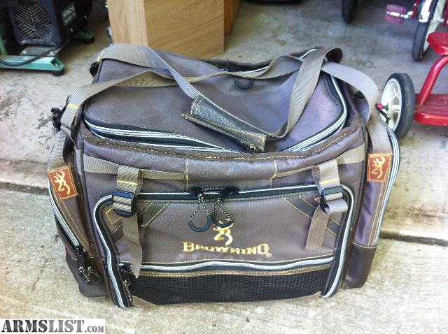 Armslist for sale browning large tackle box bag for Browning fishing backpack
