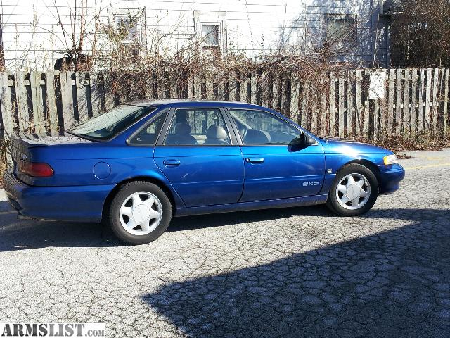 armslist for sale 1995 taurus sho clean with under 60 000 miles for sale or trade. Black Bedroom Furniture Sets. Home Design Ideas