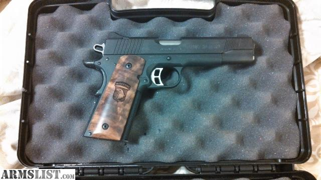 armslist for sale trade sold sold kimber 1911 45acp. Black Bedroom Furniture Sets. Home Design Ideas