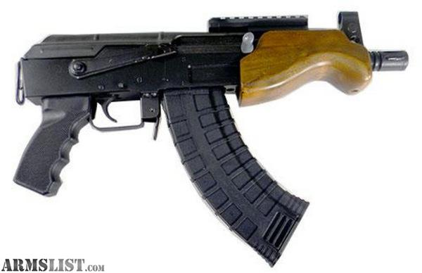 Arsenal AK74 Pistol 5.56/223 Black, 5 Rd Mag - $599.99   Free ...