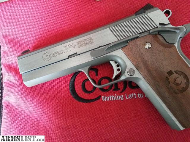Coonan 357 Compared To 1911: Coonan 1911 In  357 Magnum – Billy Knight