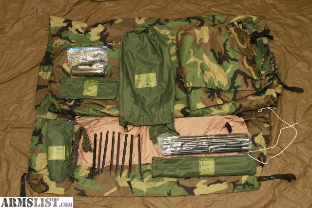 For Sale Eureka TCOP Woodland 1 Man Tent - Tent Combat One Person (TCOP) & ARMSLIST - For Sale: Eureka TCOP Woodland 1 Man Tent - Tent ...